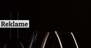 Historien om zinfandel en flaske i mørke