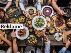 Godt selskab med god og nem mad